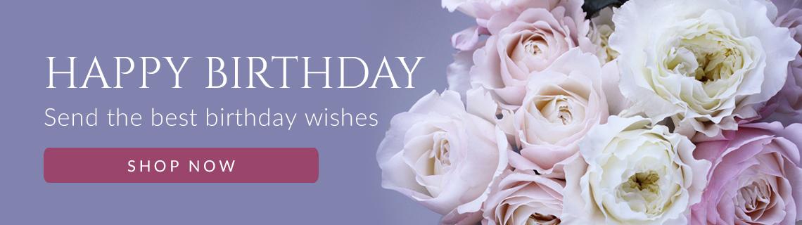 Flower Delivery Dubai - Birthday Banner 2020