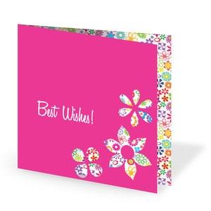 Fuchsia Darling Card | Buy Stationary in Dubai UAE | Gifts