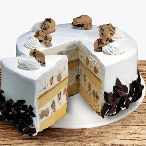 Coldstone Cookie Dough Delirium Ice Cream Cake | Buy Cakes in Dubai UAE | Gifts
