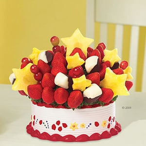 A Birthday Bouquet Chocolate Dipped Bananas | Buy Desserts in Dubai UAE | Gifts