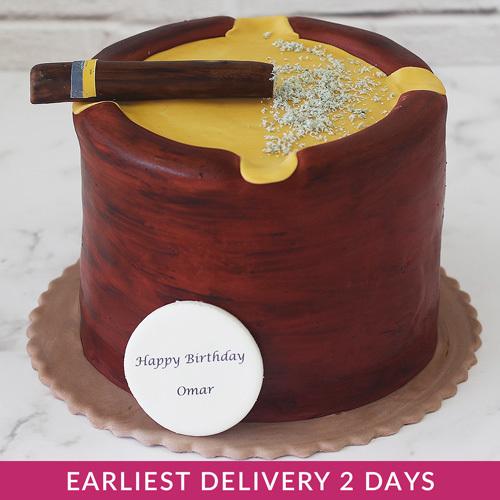 Cigar Cake | Buy Cakes in Dubai UAE | Gifts