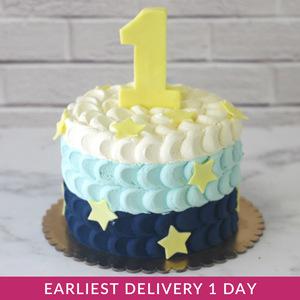 First Birthday Smash Cake | Buy Cakes in Dubai UAE | Gifts