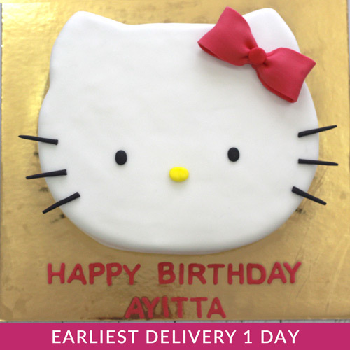 eb980aca6 Hello Kitty Cake | Buy Cakes in Dubai UAE | Gifts