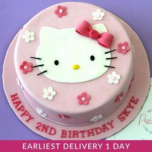 Hello Kitty Themed Cake | Buy Cakes in Dubai UAE | Gifts