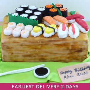Sushi Themed Cake | Buy Cakes in Dubai UAE | Gifts