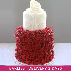 Forever Love Cake | Buy Cakes in Dubai UAE | Gifts
