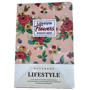Lifestyle Notebook Pink | Buy Stationary in Dubai UAE | Gifts
