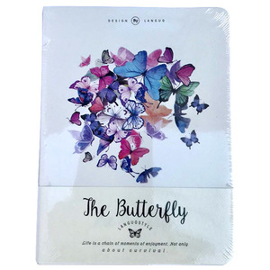 The Butterfly Notebook | Buy Flowers in Dubai UAE | Gifts