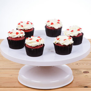 4 Red Velvet Cupcakes    Buy Desserts in Dubai UAE   Gifts