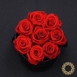 Rose Privée Black Box, Red Roses | Buy Flowers in Dubai UAE | Gifts