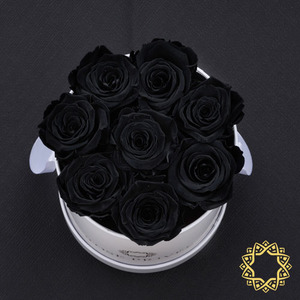 Midnight, by Rose Privée | Buy Flowers in Dubai UAE | Gifts