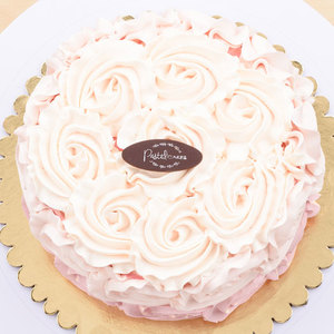 Pink Rose Cake (Serves 12) | Buy Cakes in Dubai UAE | Gifts