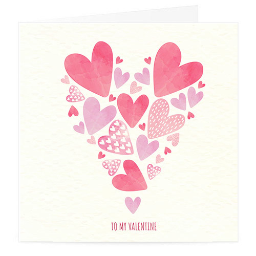 To My Valentine Card | Buy Stationary in Dubai UAE | Gifts