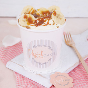 Banoffee Dessert Cup (Serves 1) | Buy Desserts in Dubai UAE | Gifts