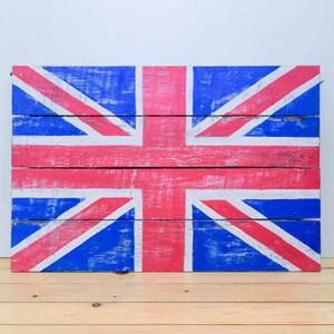 English Flag (Wooden Board) | Buy Gifts in Dubai UAE | Gifts