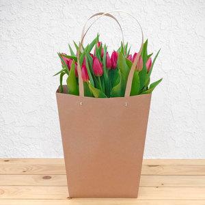 Red Garden Tulips | Buy Flowers in Dubai UAE | Gifts