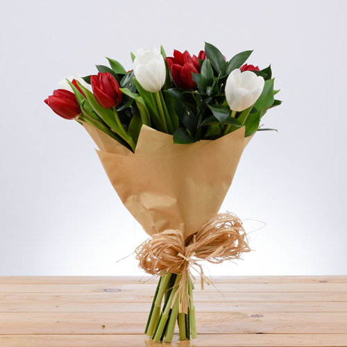Start Fresh Tulips | Buy Flowers in Dubai UAE | Gifts