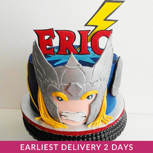 Thor Cake | Cake Delivery in Dubai