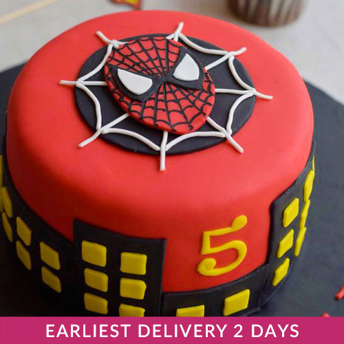 Tremendous Spiderman Cake Buy Cakes In Dubai Uae Gifts Personalised Birthday Cards Paralily Jamesorg