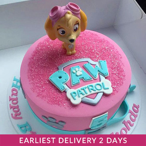Skye Paw Patrol Cake | Buy Cakes in Dubai UAE | Gifts