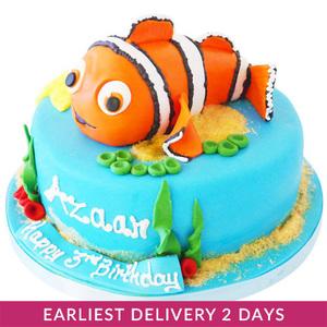 Finding Nemo Cake | Cake Delivery in Dubai