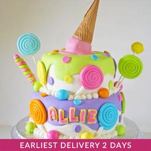 Candyland Cake | Buy Cakes in Dubai UAE | Gifts
