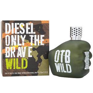 DIESEL Only The Brave Wild EDT 75ml | Best Prices - 800Flower.ae