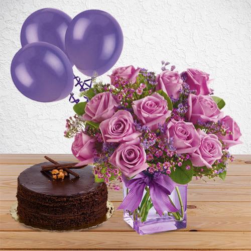 Purple Medley   Buy Packages / Bundles in Dubai UAE   Gifts