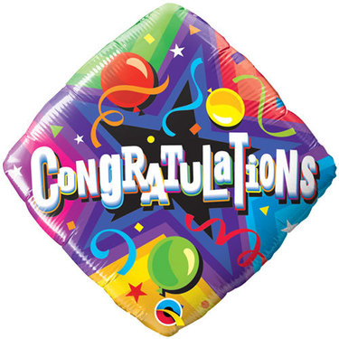 Congratulations Party Time | Buy Balloons in Dubai UAE | Gifts