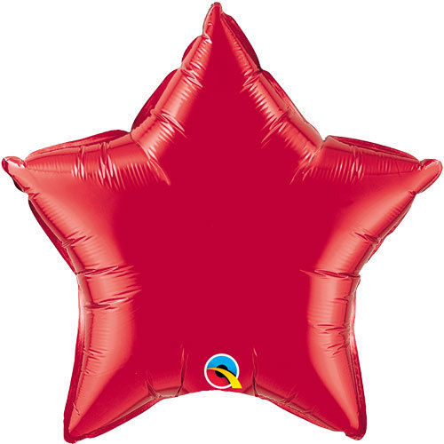 Red Star Foil Balloon | Buy Gifts in Dubai UAE | Gifts