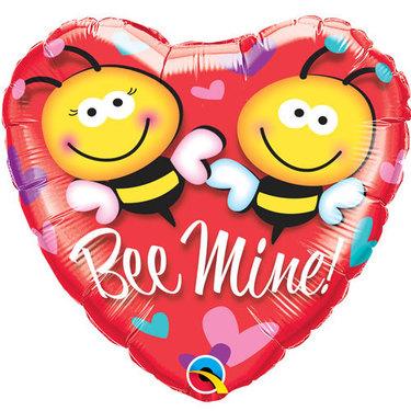 Bee Mine! Foil Balloon   Buy Balloons in Dubai UAE   Gifts
