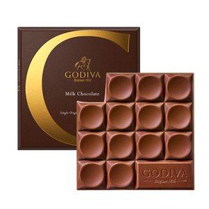 Godiva G Tablet - 42% Milk Chocolate | Buy Chocolates in Dubai UAE | Gifts
