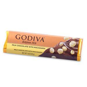 Godiva Milk Chocolate Macademia Bar | Buy Chocolates in Dubai UAE | Gifts