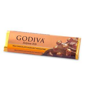 Godiva Milk Chocolate Nougatine Bar | Buy Chocolates in Dubai UAE | Gifts