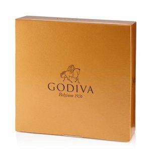 Godiva Gold Rigid Box  | Buy Chocolates in Dubai UAE | Gifts