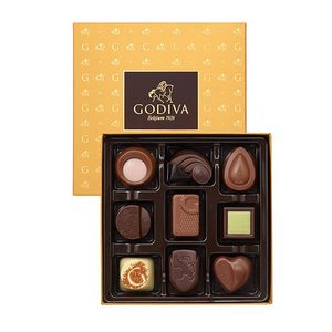 Godiva Gold Discovery Box 9pcs | Buy Chocolates in Dubai UAE | Gifts