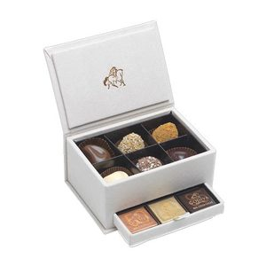 Godiva Mini Royal Coffret (Cream/Red Color) | Buy Chocolates in Dubai UAE | Gifts