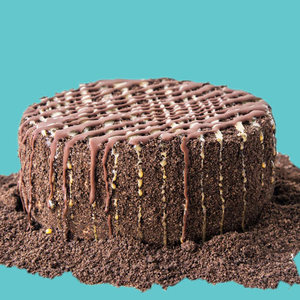 Sweet Salvation Bangin Brownie Ice Cream Cake | Ice Cream Cake in Dubai
