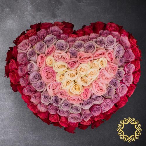 Infinite Love by Rose Privée   Buy Flowers in Dubai UAE   Gifts