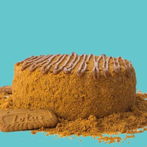 Sweet Salvation Lotus Cookie Ice Cream Cake   Ice Cream Cake in Dubai