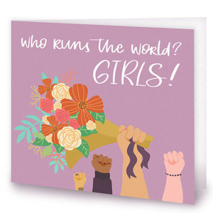 Women's Day Card | Send Women's Day Card Greetings in Dubai UAE | Greeting Cards
