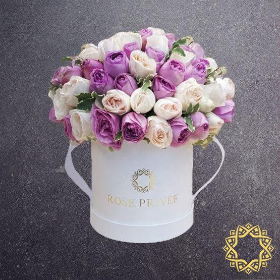 Radiant by Rose Privee | Buy Flowers in Dubai UAE | Gifts