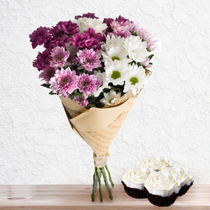Bloom Package | Perfect blooms for Women's Day | Send gorgeous gifts in the UAE