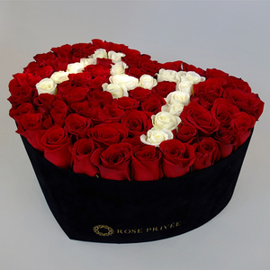 Any Letter LoveBox | Buy Flowers in Dubai UAE | Gifts