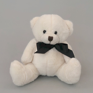 Teddy Bear - Black Ribbon | Buy Gifts in Dubai UAE | Gifts