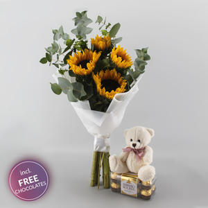 Summer's here! Package| Buy Flowers in Dubai UAE | Gifts
