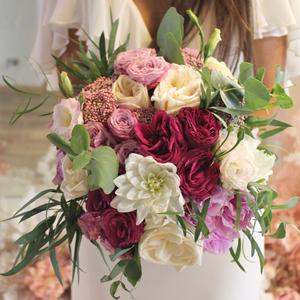 Adore Bridal Bouquet  | Buy Bridal Bouquets in Dubai UAE | Wedding Flowers