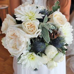Blissful Bridal Bouquet | Buy Bridal Bouquets in Dubai UAE | Wedding flowers