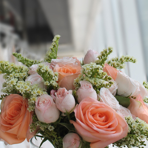 Cherish Bridal Bouquet | Buy Bridal Bouquets in Dubai UAE | Wedding Flowers