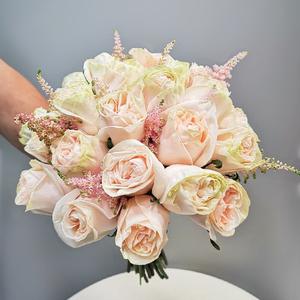 Eternal Love Bridal Bouquet   Buy Bridal Bouquets in Dubai UAE   Wedding Flowers